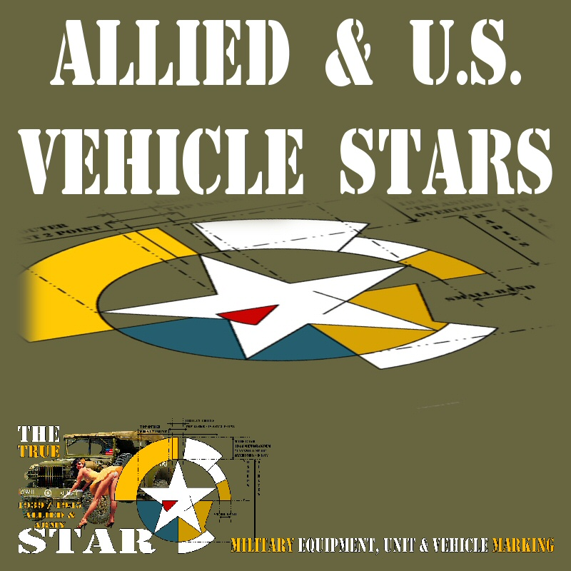 Allied & U.S. Vehicle STARS