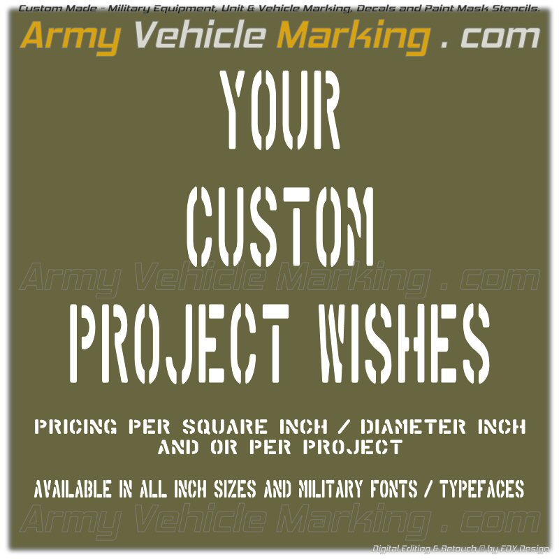 Your Custom Project Wishes