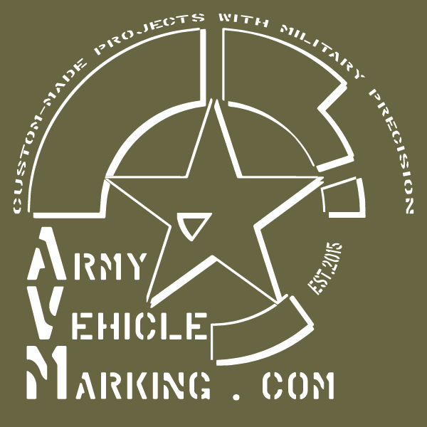 Army Vehicle Marking . com